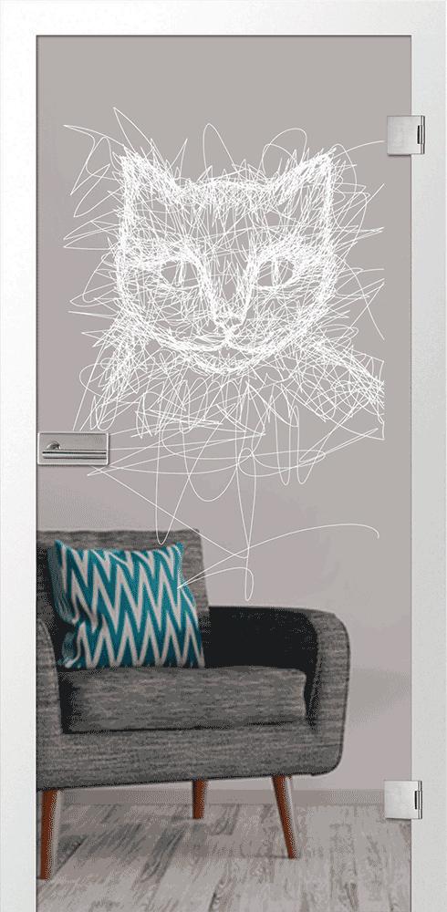 CAT MOTIF CLAIR